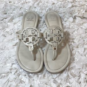 🍁Tory Burch Miller Sandals Size 8.5🍁